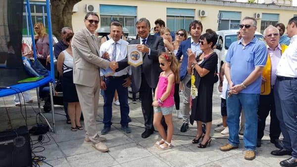 Inaugurazione spazio bimbi villa Tasca-2