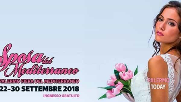 """""""Sposa del Mediterraneo"""", l'appuntamento dedicato al mondo dei matrimoni alla Fiera"""