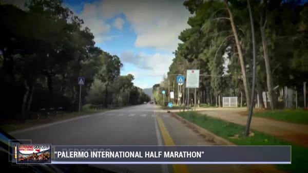 Domenica si corre la Palermo international half marathon: il percorso della gara | VIDEO