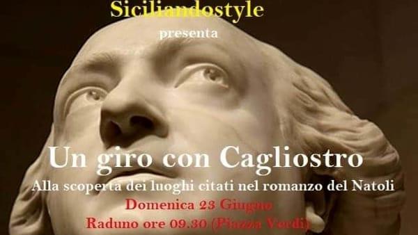 Un giro con Cagliostro, la passeggiata tra storia e leggenda in giro per Palermo