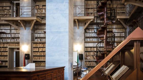 """""""Trasparenza, il pensiero si fa verbo"""", la mostra all'Archivio storico comunale"""