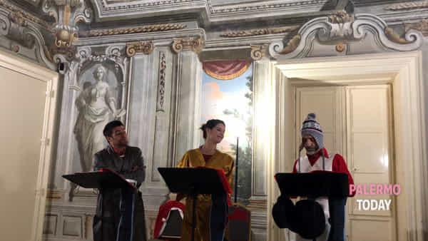 A Bagheria un Natale diverso,  lo spettacolo teatrale Tempus est Jocundum-8