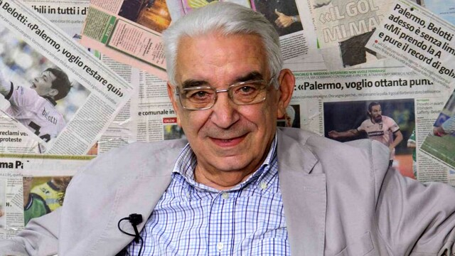 """Sports journalism mourns the """"professor"""", Vito Maggio who died at the age of 90 thumbnail"""