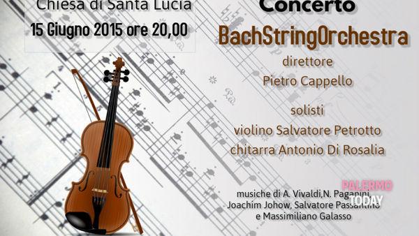 Solisti Petrotto e Di Rosalia: concerto alla Chiesa di Santa Lucia