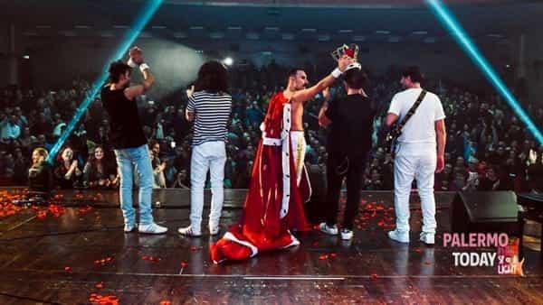 Miracle Queen tribute band e Stef Burns, sul palco del Golden si canta Freddie Mercury