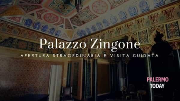 Apertura straordinaria e visita guidata a Palazzo Zingone Trabia