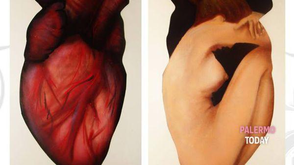 """""""Deep"""", mostra personale di Beny Vitale in arte Trebel"""