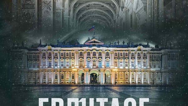 Ermitage, il potere dell'arte in un film: la proiezione al cinema al Rouge et Noir