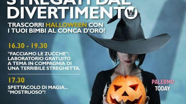 Un Halloween spettacolare al Conca D'Oro