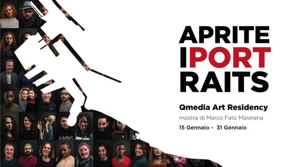 """""""Aprite i portraits"""", gli sguardi di una Palermo interculturale in mostra all'Archivio Storico"""