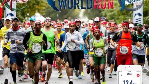 """""""Wings for life world run"""" a Palermo: di corsa in tutto il mondo per beneficenza"""