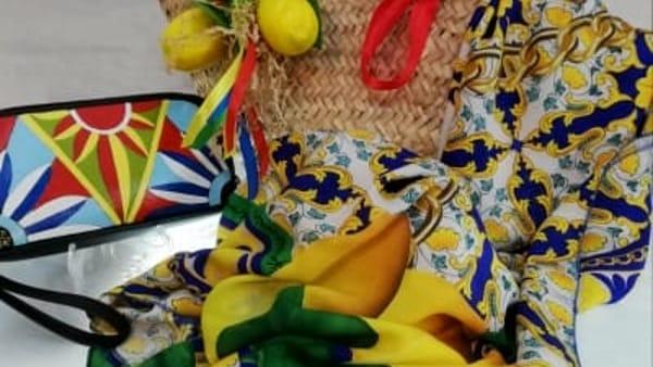 """""""Aria siciliana"""", a Isola delle Femmine un'esposizione di accessori moda artigianali"""