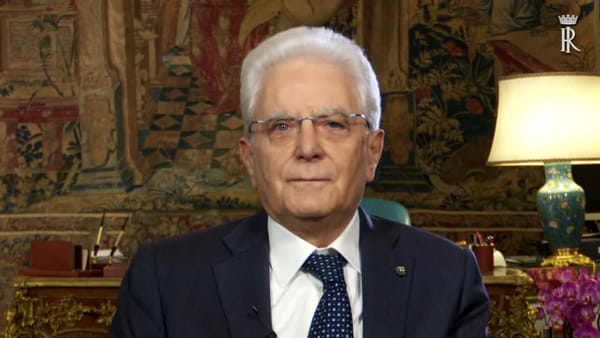 """VIDEO   Anniversario Falcone, il messaggio di Mattarella: """"Cari ragazzi, a voi il testimone"""""""