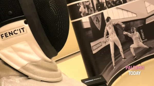 Dal PalaMangano a piazza Bellini: tutto pronto per i Campionati assoluti di scherma | VIDEO