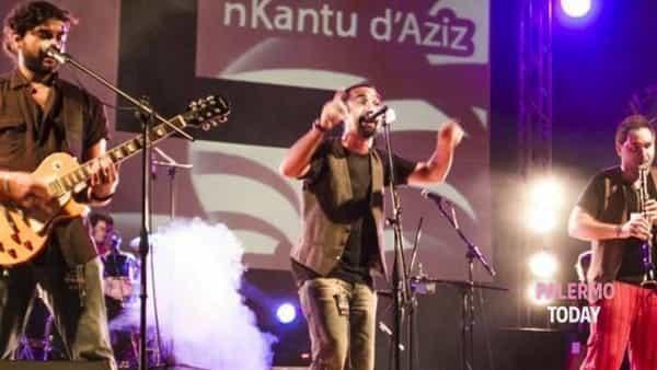Voce, chitarra e basso: il concerto live degli Nkantu d'aziz da Merlino
