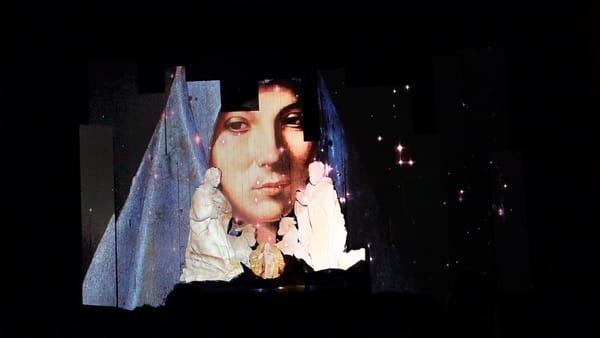 """""""Presepe d'incanto"""", il Natale a Petralia Soprana: la natività si fa video-mapping"""