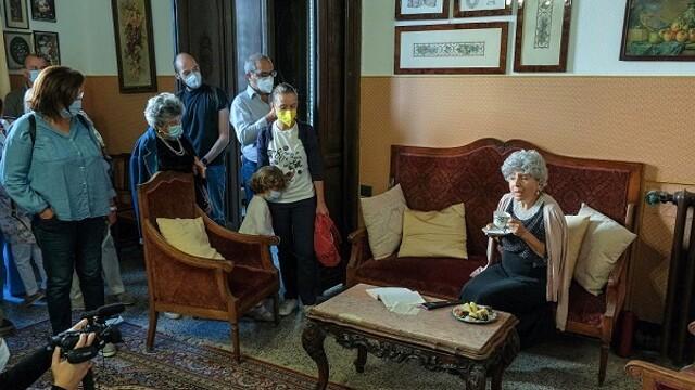 Le Vie dei Tesori, the rain does not stop the curiosity: twenty thousand visitors to Palermo thumbnail