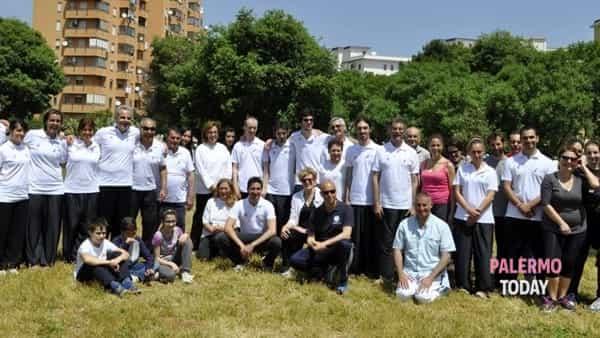 Giornata mondiale del Tai Chi e del Qi Gong, si respira a ritmo del sole a Villa Trabia