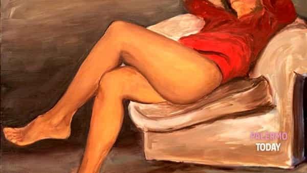 """""""Vertigini a cielo aperto"""", i dipinti di Ada Loffredo in mostra da Spaziocentrotre"""