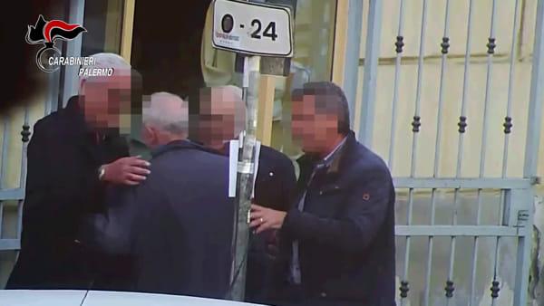 I grandi affari della nuova mafia palermitana: le immagini degli incontri spiati dai carabinieri | VIDEO