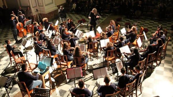"""""""La Musica che salva"""", il concerto dei bambini dei Quattrocanti al Teatro Politeama"""