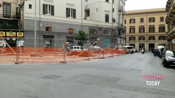 Piazza Bottego risorge dopo diversi lustri di inagibilità.-3