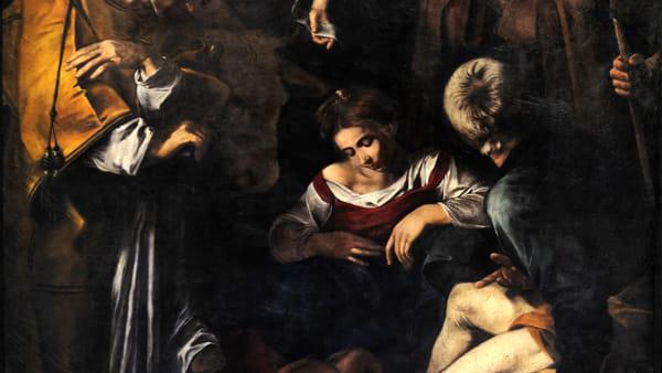 Furto del Caravaggio, la videointervista inedita al parroco dall'oratorio San Lorenzo