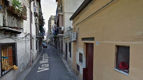 Via Margifaraci (foto Google street view)