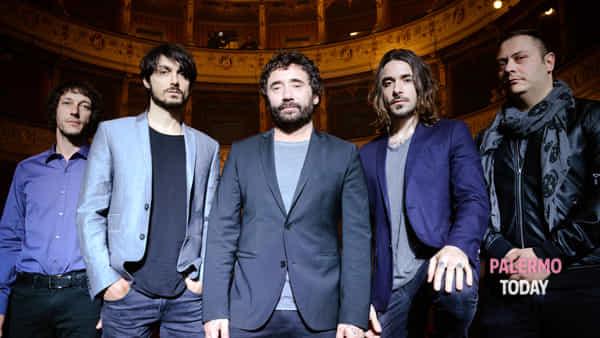 I Tiromancino in concerto al Castello a mare