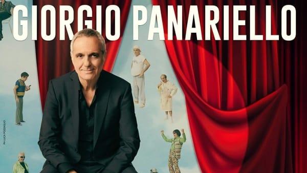 """Panariello festeggia 20 anni di carriera con un tour: """"La favola mia"""" al Teatro Golden"""