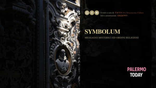 Symbolum, messaggi misterici e ordini religiosi: la visita guidata a Palermo