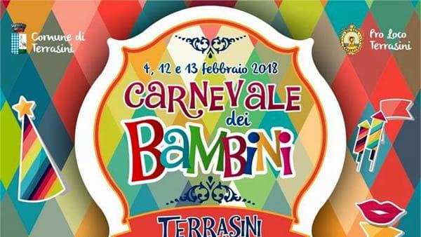 Il Carnevale è la festa dei bambini: maschere, sfilate e coriandoli a Terrasini