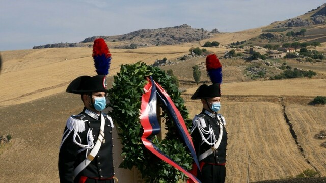 remembered the carabiniere who died in an ambush thumbnail