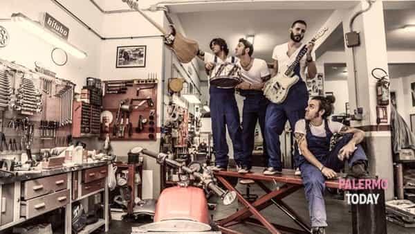 Jack & the Starlighters in concerto, venerdì a suon di rock and roll al Mercato Excelsior