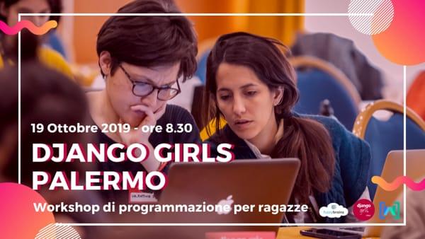Django Girls, al Corsorzio Arca un workshop (gratuito) di programmazione per ragazze