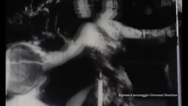 VIDEO | A 30 anni dall'Oscar, Nuovo Cinema Paradiso proiettato su una facciata a Palazzo Adriano