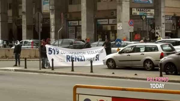 protesta collaboratori scolastici-2
