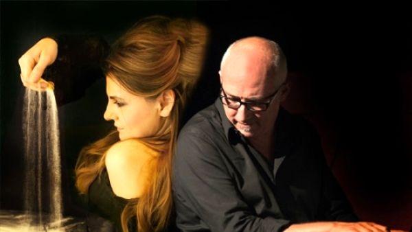"""""""Il suono della sabbia"""", Diego Spitaleri al Teatro Santa Cecilia"""