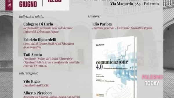 Comunicazione 4.0 in un libro, la presentazione a Palazzo Mazzarino