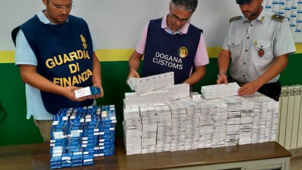 3 sequestro sigarette contrabbando 30 agosto 2019-2