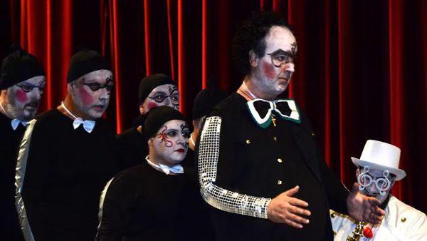 """""""Circo Doppio"""", al Piccolo Teatro Patafisico lo spettacolo con i pazienti dei Centri diurni di psichiatria"""