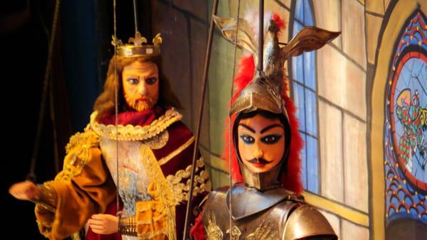 I pupi, il teatro di figura, il teatro contemporaneo: torna il Festival di Morgana