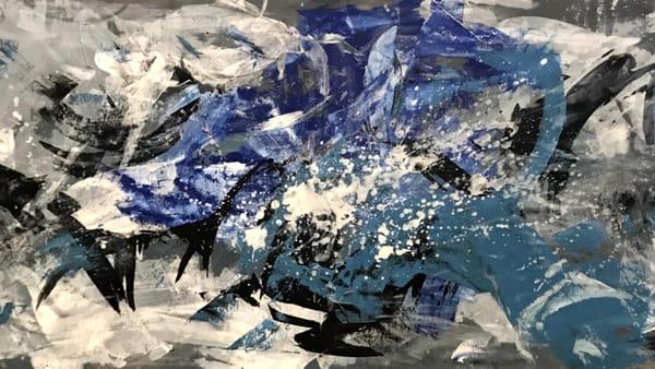 """""""Oltre l'orizzonte"""", la personale di Rudy Koll in mostra alla galleria d'arte Raffaello"""