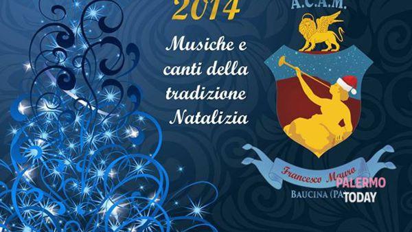 Concerto di Natale a Baucina