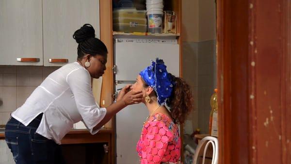 La parola, il gesto, lo sguardo: donne che raccontano, la mostra di Lina Fucà a Villa Zito