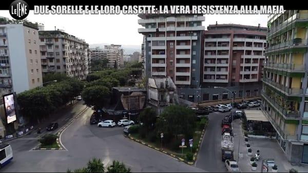 VIDEO | Piazza Leoni, la battaglia di due sorelle all'ombra del palazzo della mafia