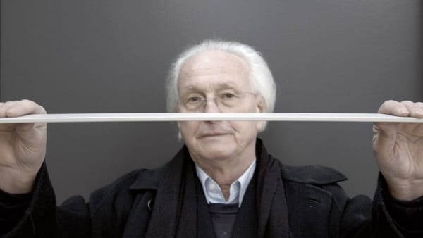 """""""Il '68 a matita"""", Salvatore Cusimano conversa con il designer Luciano Bertoncini alla Rai"""