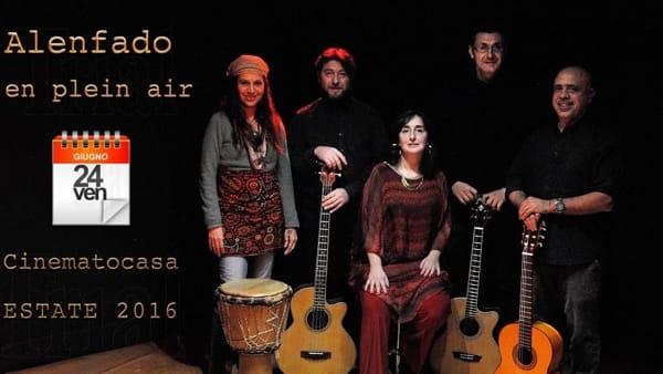 Terrasini, concerto di fado portoghese da Cinematocasa