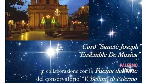 Mozart, Schubert e Verdi: il concerto di Natale nella Chiesa Madre di Bagheria