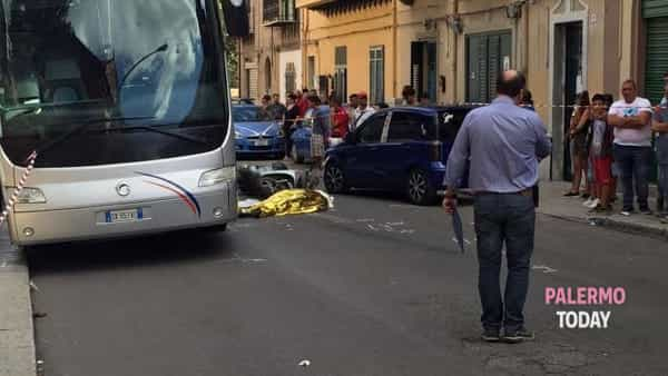 Il luogo dell'incidente - foto Google Maps